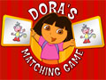 Dora's Matching Game